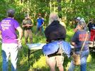 Picture for DEC forest rangers conduct search training in Allegany County