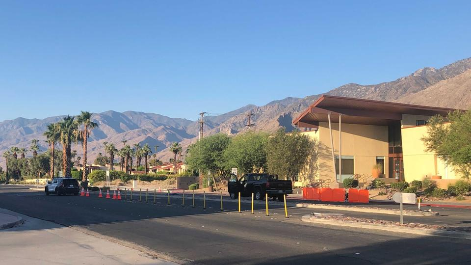 Picture for Pedestrian killed in Palm Springs crash