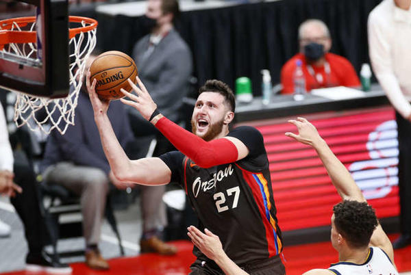 Picture for Nurkic Looking Forward To Season