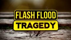 Cover for Search underway for missing teen swept away in Arizona floodwaters
