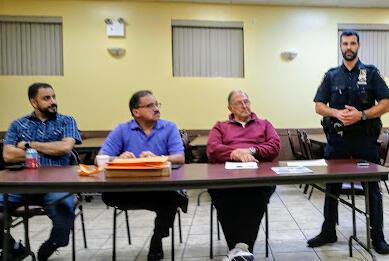Picture for Morris Park Community Association Meeting
