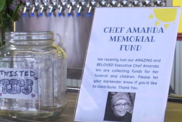 Picture for Roanoke brewpub honors late chef by accepting donations for family expenses