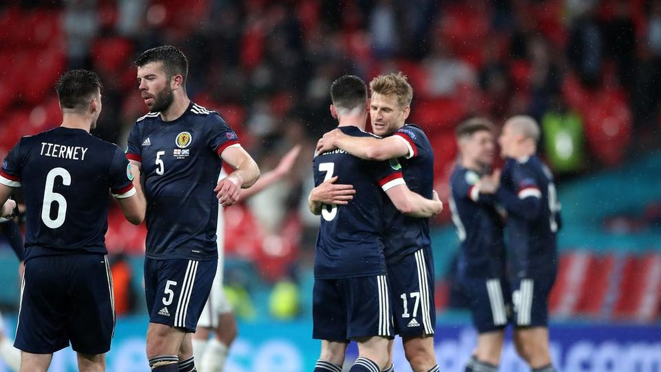 Picture for Stuart Armstrong says Scotland focused on kicking on after England draw