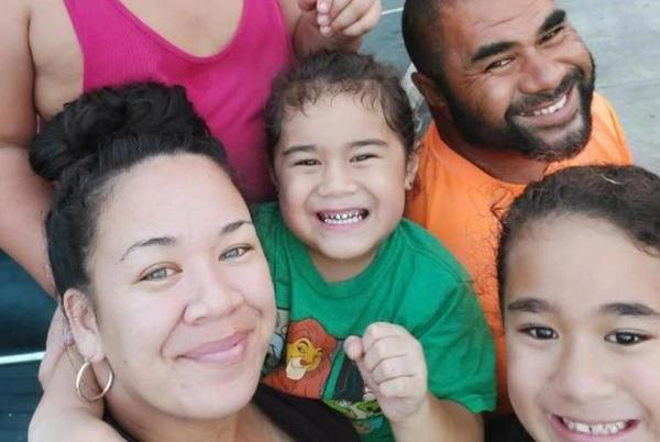 Picture for Kaneohe family: Experiencing COVID firsthand erased our vaccine hesitancy