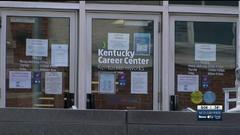 Cover for Task force begins to examine Kentucky unemployment system