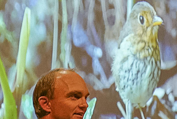 Picture for Well-known birder says his travel is about the people as much as the birds