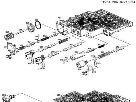 1994 4l60e transmission wiring diagram  news break