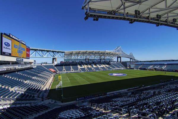 Picture for Game Thread: Philadelphia Union 3 vs Orlando City 1, Second Half