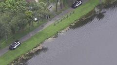 Cover for Body Found In North Miami Beach Canal
