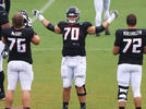 Picture for Atlanta Falcons offensive line could be a problem again in 2021