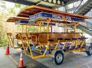 Picture for Pedal Pubs arrive in Fayetteville, set to begin operation next week