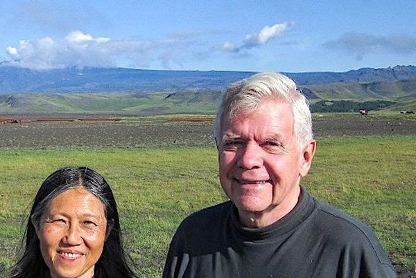 Picture for Cambridge couple publishes book, 'Viking Voyager'