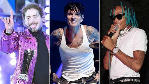 Listen To Tommy Lee On Tyla Yaweh And Post Malone S Tommy Lee News Break