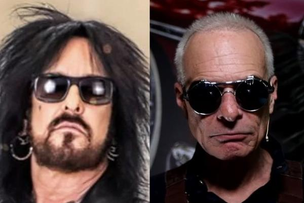 Picture for NIKKI SIXX 'Understands' Why DAVID LEE ROTH Turned Down MÖTLEY CRÜE Tour