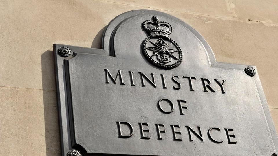 Picture for Leo Docherty replaces Johnny Mercer at Ministry of Defence