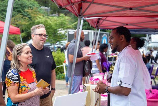 Picture for This Saturday: Ebony Groove & Black Business Expo at IX Art Park
