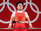 Picture for Chinese diplomats furious over media photo of country's weightlifting gold-medalist