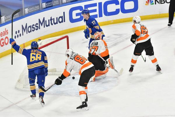 Picture for Massive changes made to Flyers front office, coaching staff, after loss to Buffalo