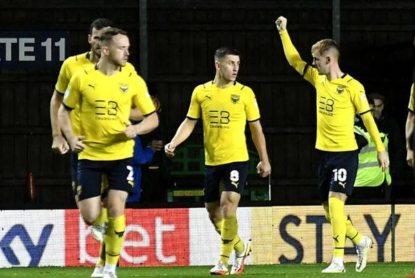 Picture for Oxford United 2-0 Shrewsbury Town - Oxford Mail verdict