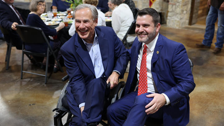 Cover for Texas Businesses Defy Governor Abbott's Order - See Who They Are