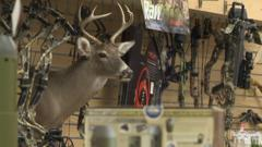 Cover for New hunting licenses on sale Monday