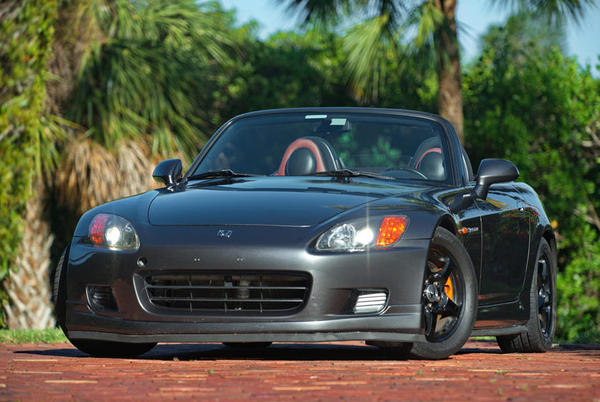 Picture for V8-Powered Honda S2000 Sells For A Steal