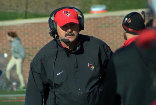 Picture for Spack Could Break ISU Career Wins Record at Eastern Illinois Saturday