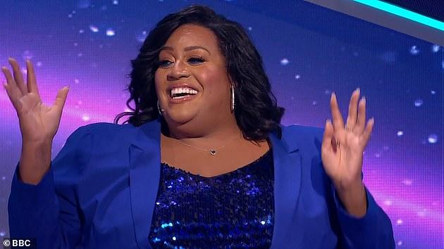 Picture for I Can See Your Voice: Alison Hammond reveals she was once in a Spice Girls tribute band and impersonated EMMA BUNTON as Jimmy Carr jokes she should have been Mel C