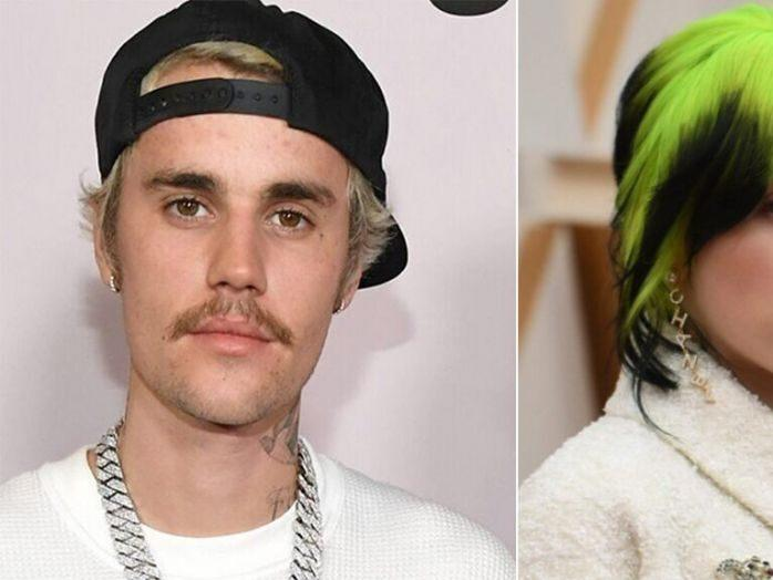 Billie Eilish S Mom Says She Once Considered Taking The Singer To Therapy Over Intense Justin Bieber Adoration News Break