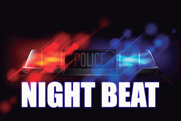 Picture for Night beat: A first look at today's police news