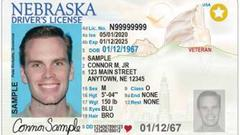 Cover for Nebraska DMV reveals new driver license and ID card design to advance security measures to prevent fraud