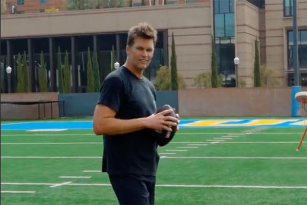 Picture for Is Viral Brady Video Showing Insane Passing Accuracy Real?
