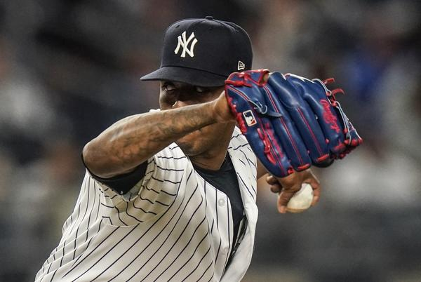 Picture for Yankees' Joely Rodriguez proving he's not the average trade throw-in