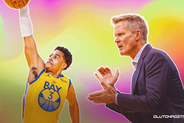 Picture for Jordan Poole's future with the Warriors, per Steve Kerr