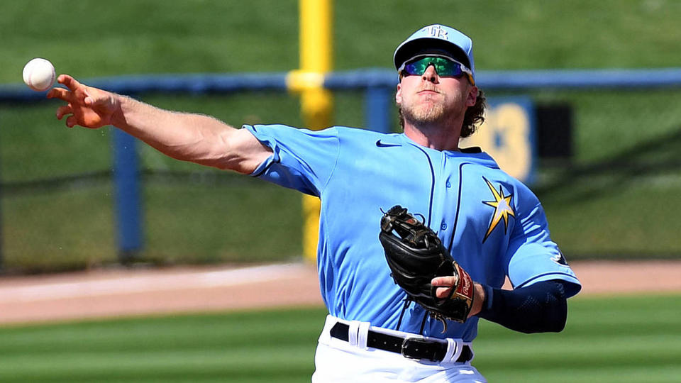 Picture for Rays promote IF prospect Taylor Walls, claim Deivy Grullon from Mets