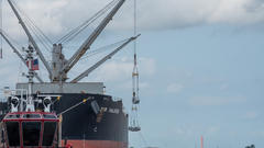 Cover for Port of New Orleans and Port of Caddo-Bossier to Move Cargo on the Mississippi River
