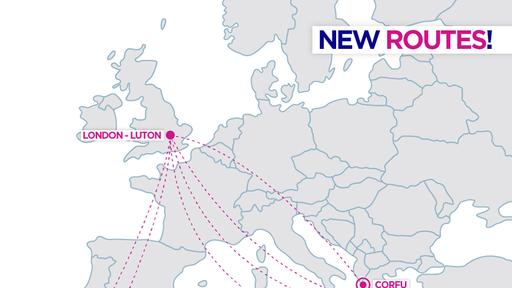 Wizz Air Announces Six New Routes From London Luton News Break