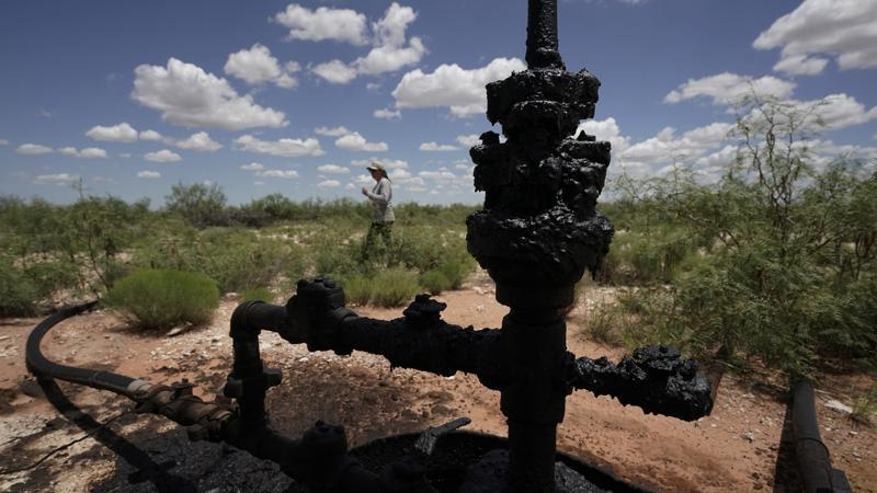 Picture for Forgotten oil and gas wells linger, leaking toxic chemicals