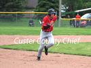Picture for Broken Bow Legion baseball earns two wins in Cozad