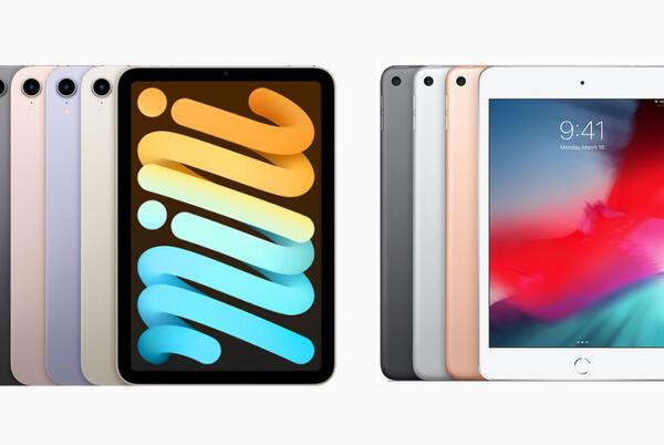 Picture for iPad mini 6 vs iPad mini 5 – features and price comparison