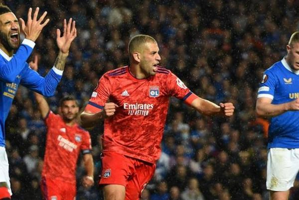 Picture for Rangers 0-2 Lyon: Steven Gerrard says side yet to 'hit top gear' this season