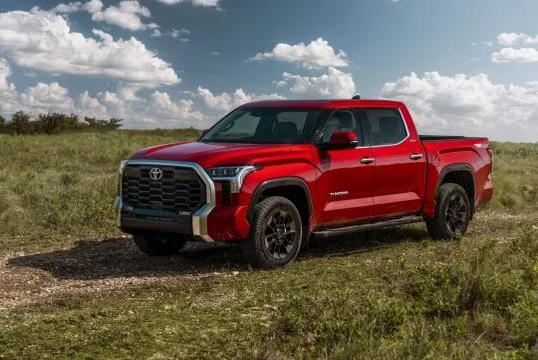 Picture for 2022 Toyota Tundra Isn't Ready for Ram TRX Brawl, But It Could Fight a Raptor
