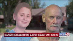 Cover for Oklahoma teen allegedly shot, held hostage by family member