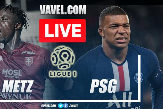 Picture for Metz vs PSG: LIVE Score Updates (1-2)