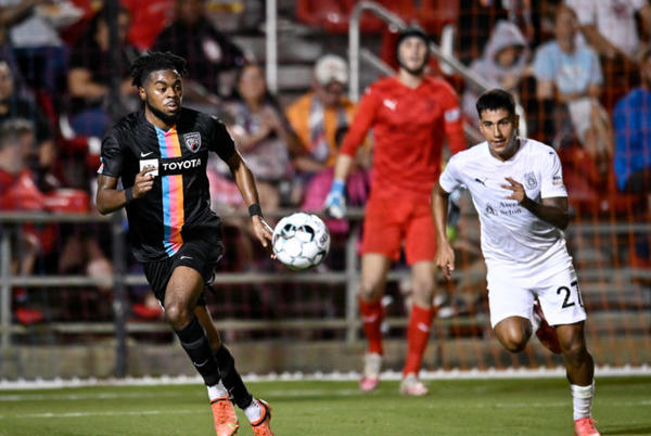 Picture for SAFC, Austin Play To Scoreless Draw