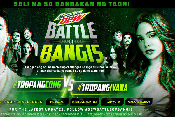 Picture for Mountain Dew brings you Battle of Bangis: Cong vs. Ivana