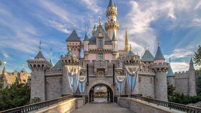 Picture for Disneyland in California to open to non residents on June 15th