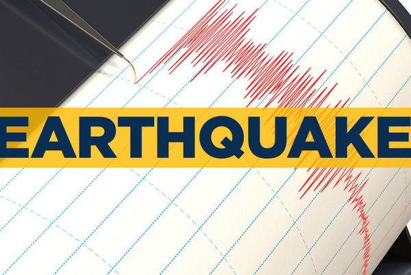 Picture for Magnitude 3.6 earthquake strikes Maywood area, USGS says