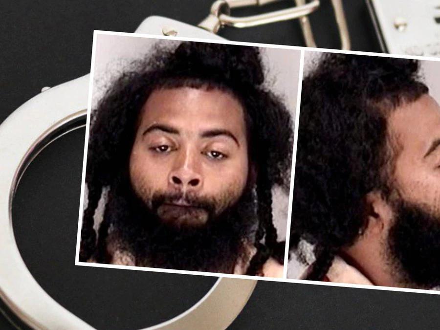 Deputies tase naked man they say attacked patrol car in