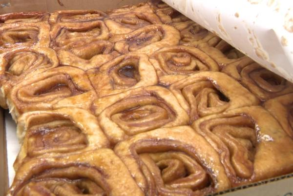 Picture for Get Your Gooey, Warm Cinnamon Rolls, Famous Knaus Berry Farm Reopens For The Season